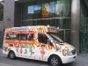 MEN Manchester Evening News hire Ice Cream Van